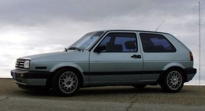 supercharged vr6 mk2 golf